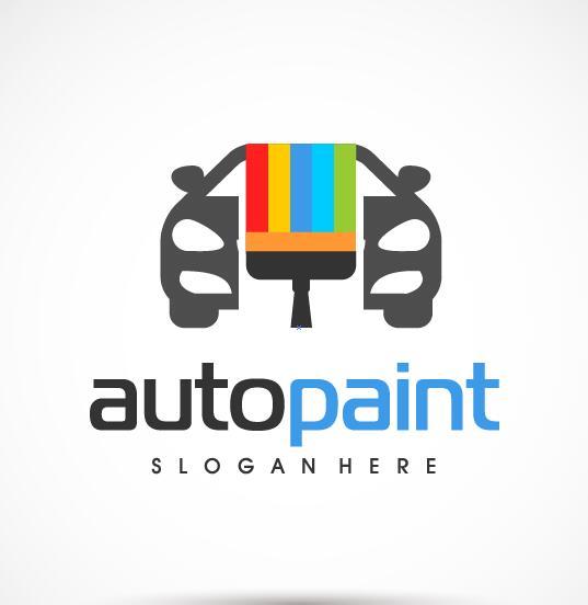 paint logo auto