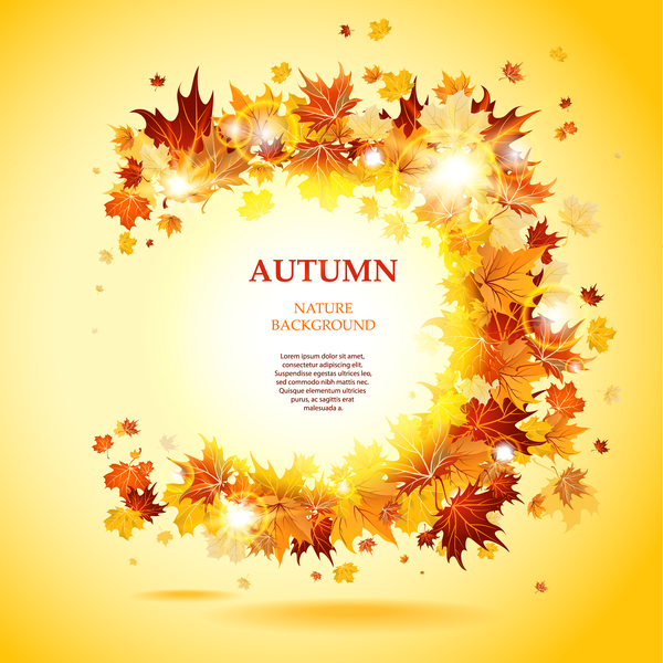 nature beautiful autumn