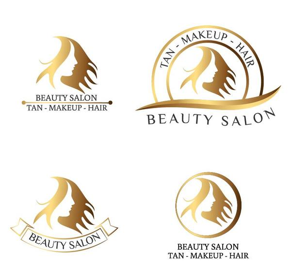 salon logos beauty