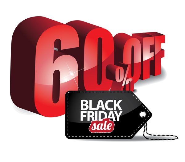 tag sale friday discount black