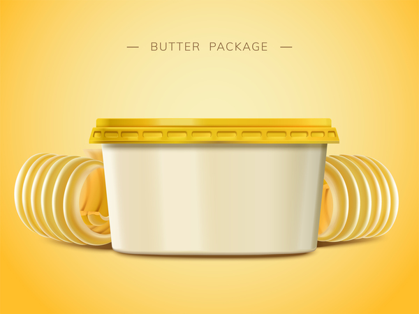 poster package butter