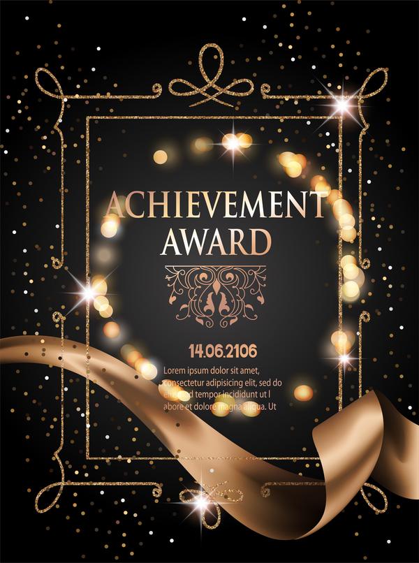 ornate Chievement award