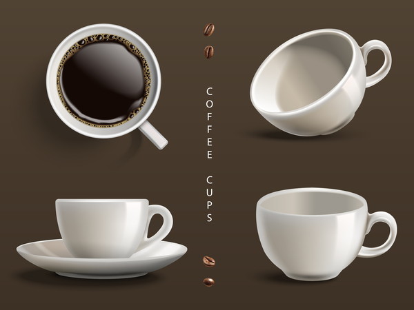 illustration coffee cup coffee