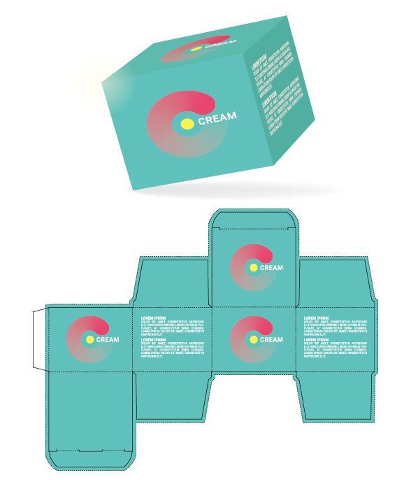 packaging cosmetic box