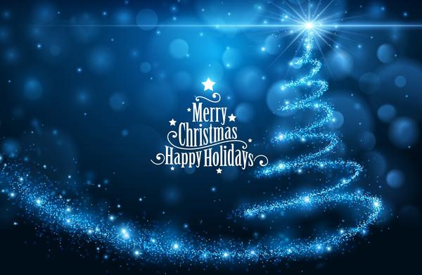 xmas tree magic dream christmas