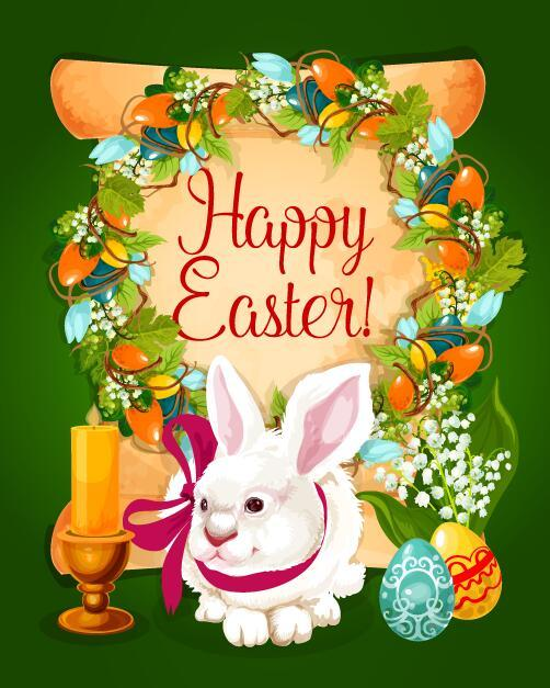 poster easter