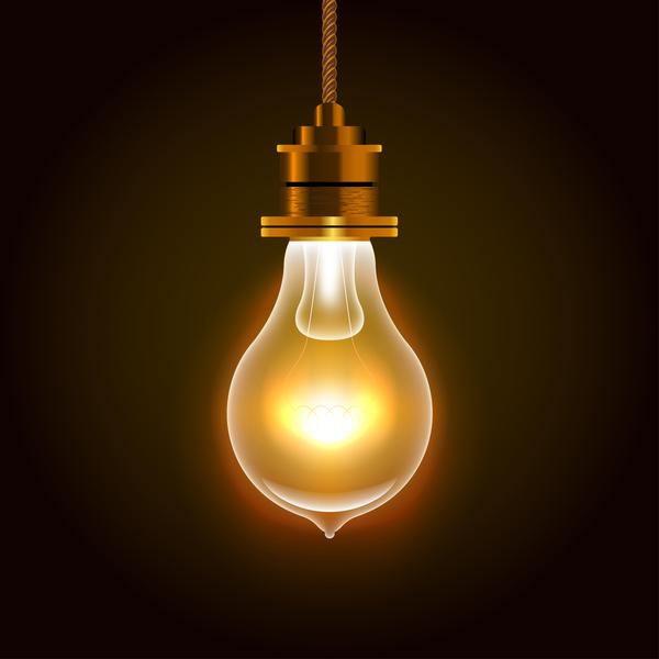 light electric bulb
