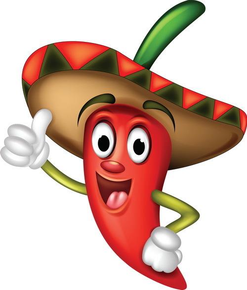 pepper funny characters cartoon