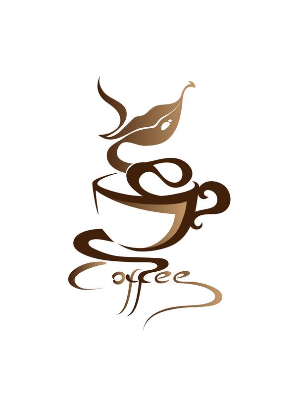 logos hand coffee