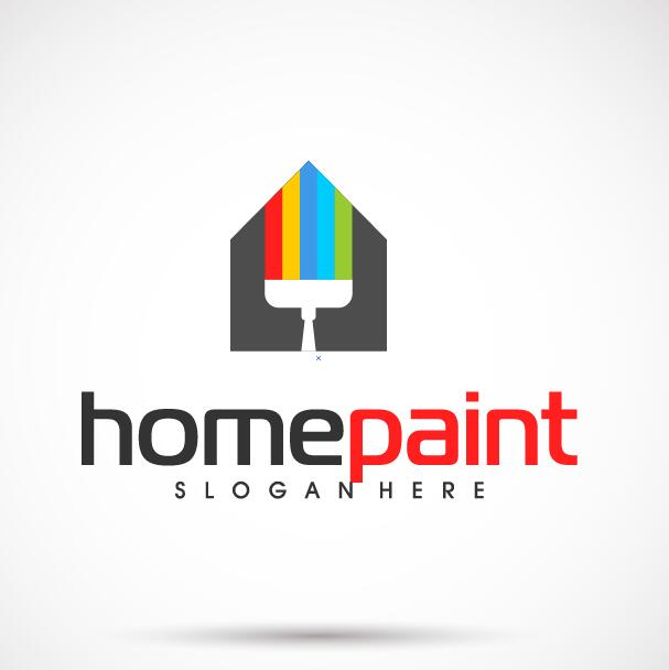 paint logo home
