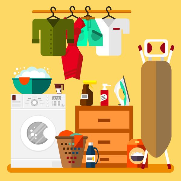 room laundry