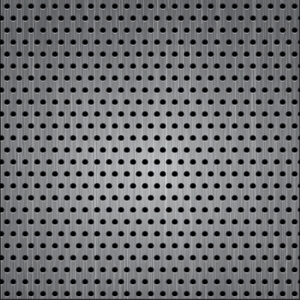 plate metal holes