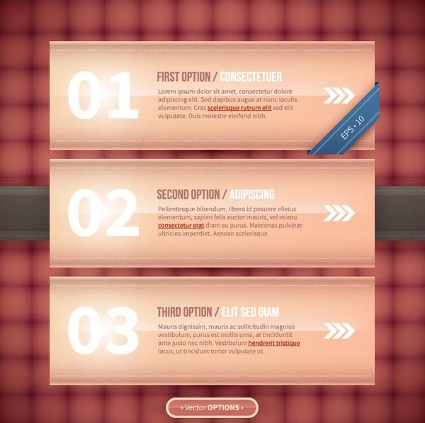 options business banners