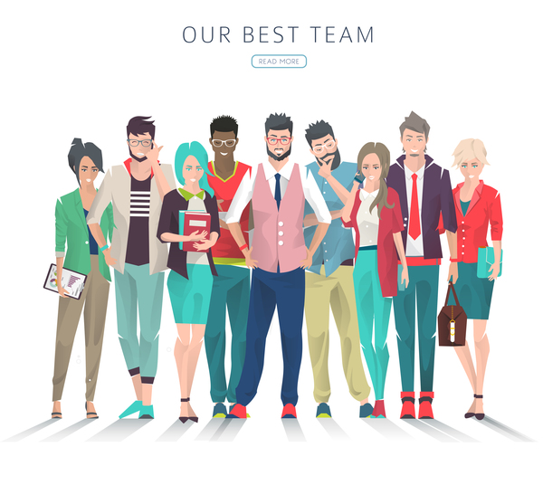 team Our business best