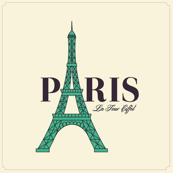 tower Paris Eiffel