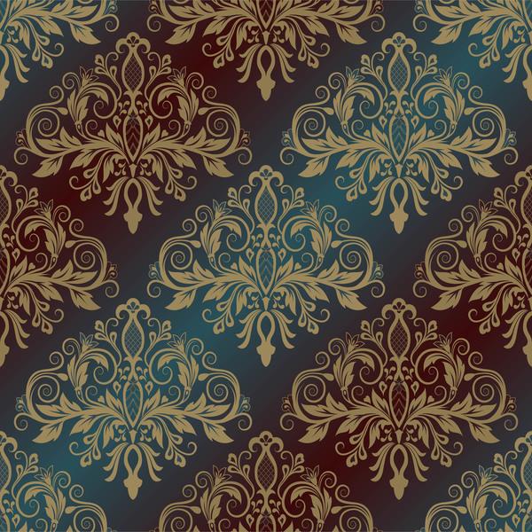 wallpaper seamless damask
