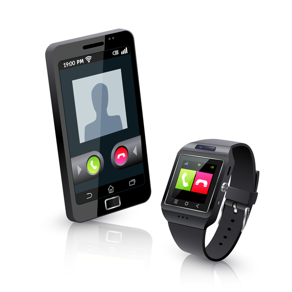 watch smart phone mobile
