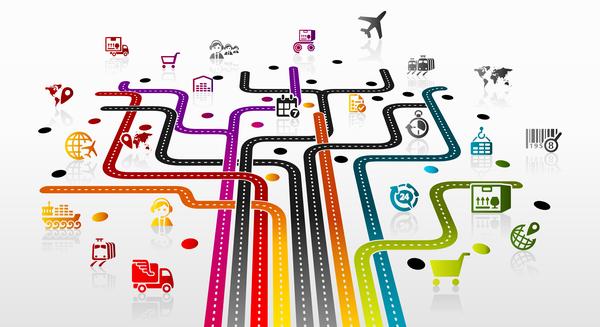 social concept business