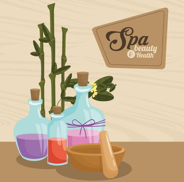 spa health beauty