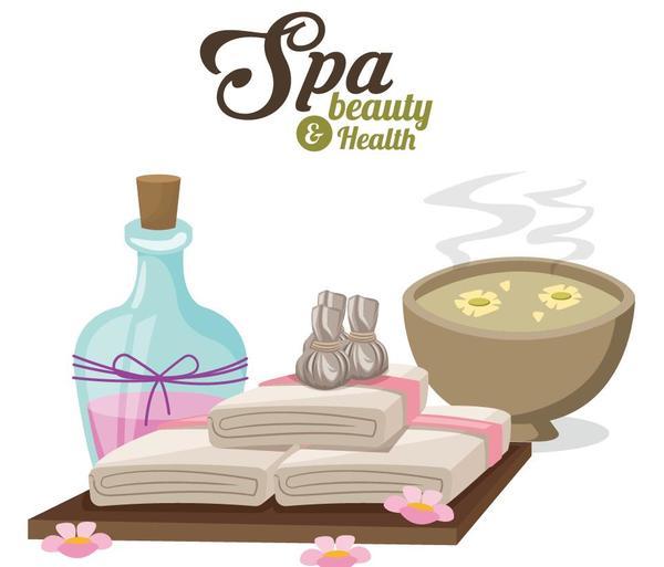 spa health beauty