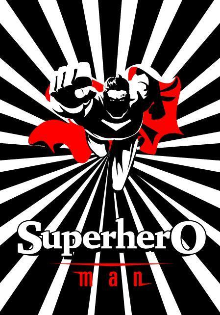 superman poster camera