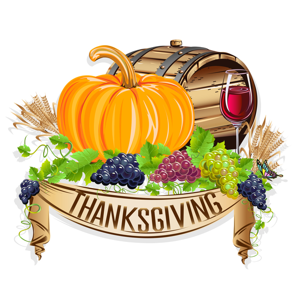 thanksgiving labels day creative