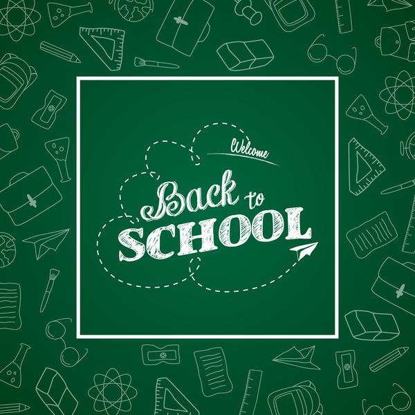 school hand back