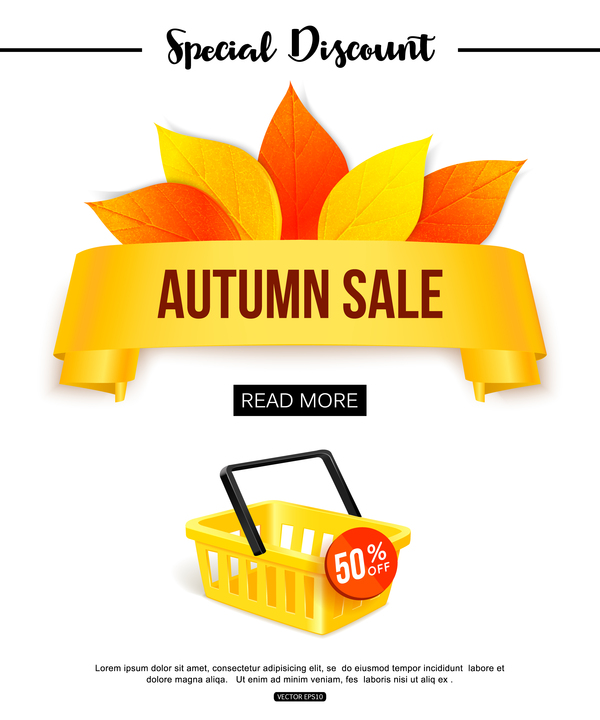 special offer autumn