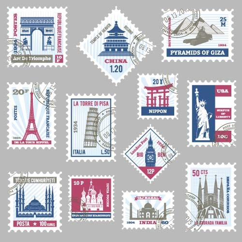 tower stamps postage