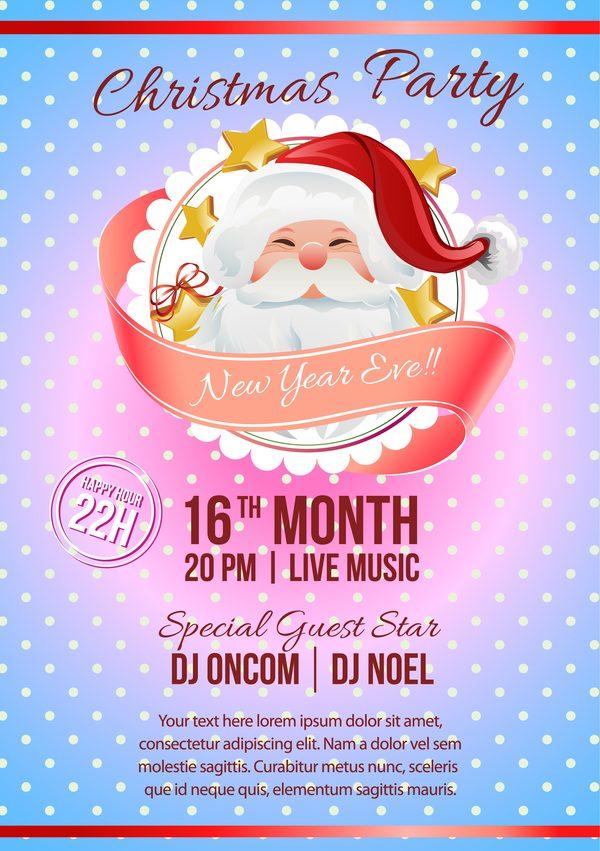 poster Natale festa 2017