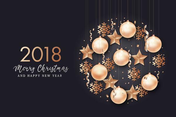 nouveau Noel creative annee 2018