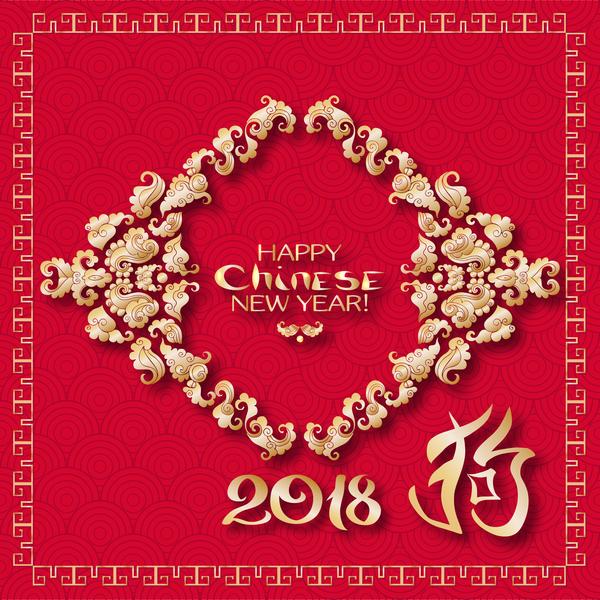 nouveau Chien chinois annee 2018