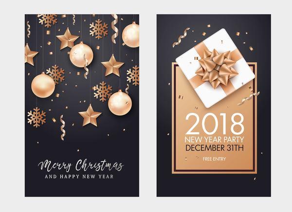 Partito Nuovo Natale flyer anno 2018