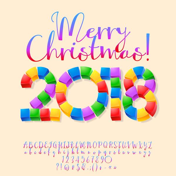 nummer jul Alfabetet 2018