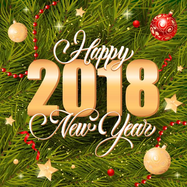 Weihnachten Tanne new Jahr Baum 2018