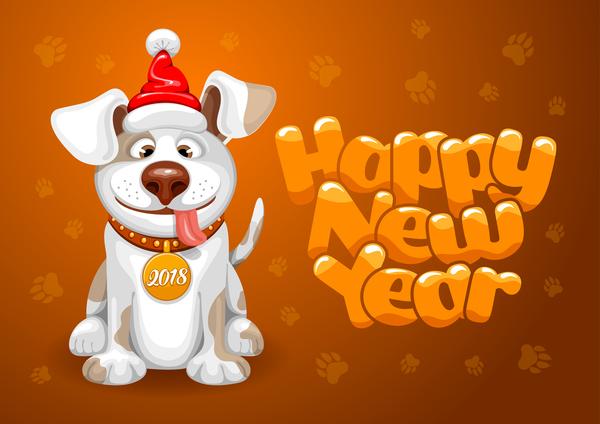 Hund happy ar 2018