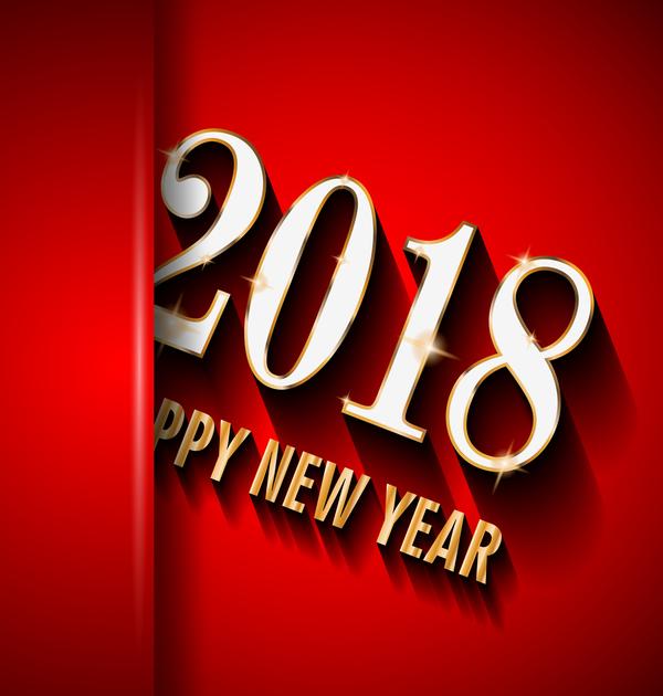Neu Jahr 2018