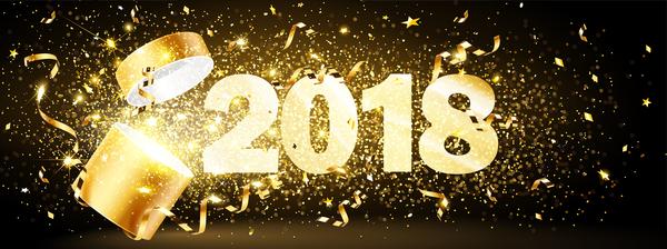 nouveau golden confetti annee 2018