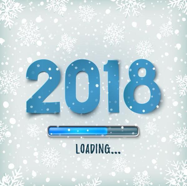 pulsante Nuovo caricamento anno 2018
