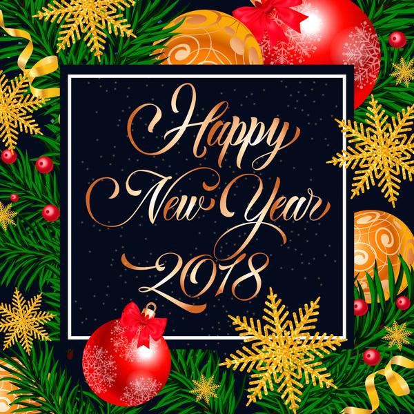 nouveau Noel cadre annee 2018