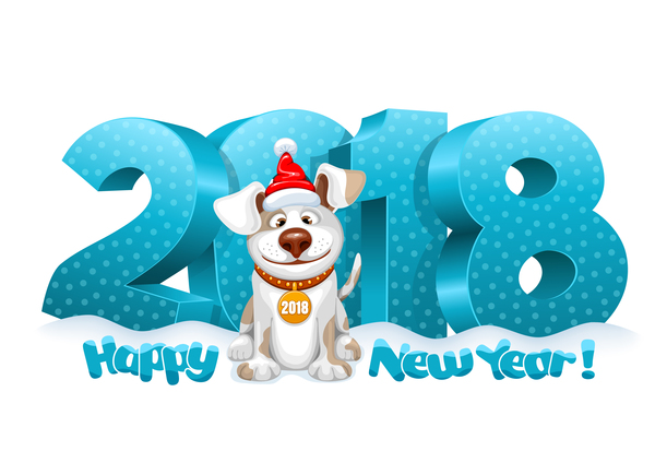 Nuovo cane anno 2018