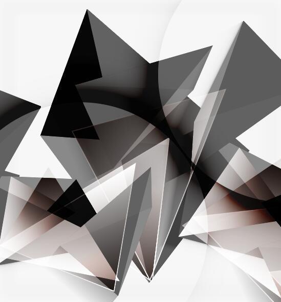 polygonal moderne
