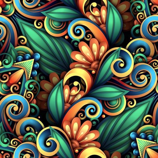 reticolo colorato arredamento