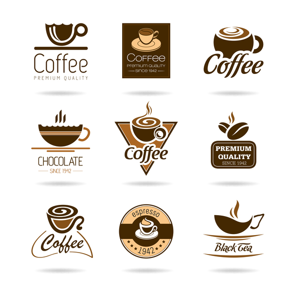 logos kaffee creative art