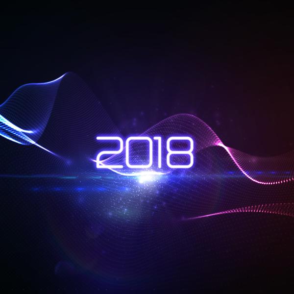 våg transparent new ar Abstrakt 2018