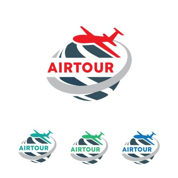 tour logo l'air Detail