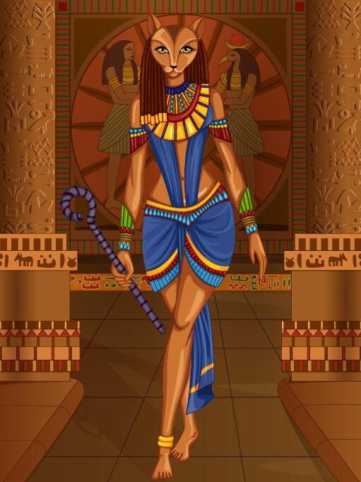 、古代のエジプト