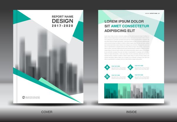 relazione green coprire brochure Annuali