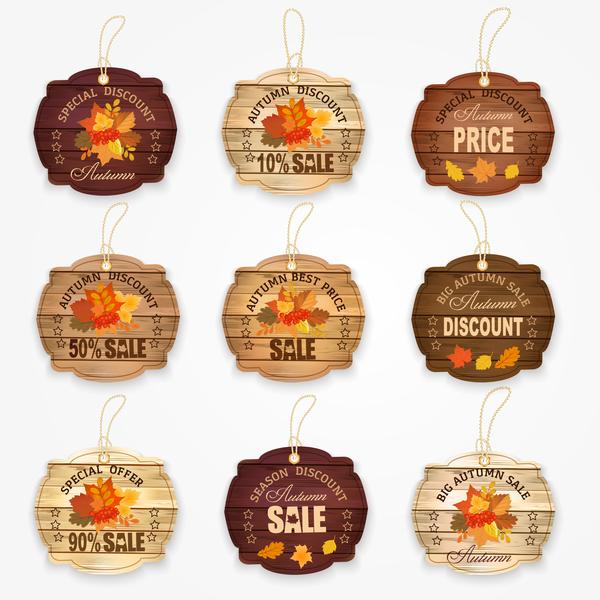 trä Taggar host försäljning
