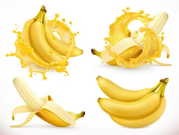 splash juice bananer